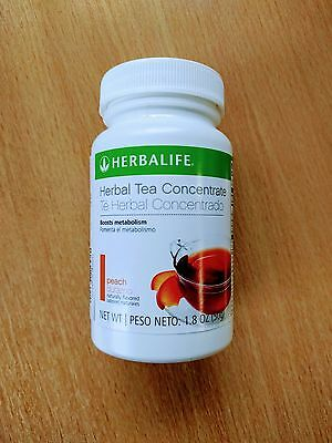 Herbalife Instant Herbal Beverage Tea- 50g Peach Flavour