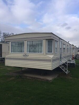 Reduced Static Caravan Willerby Chelsea 35X12 2 Bedrooms **double Glazed**