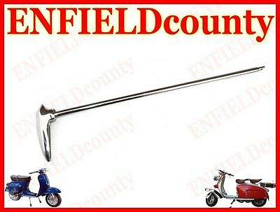 New Lambretta Scooter Fuel Tap Arm Metal Chrome Polished @cad