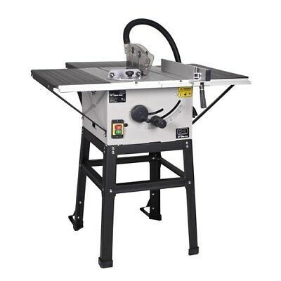 """SIP 01930 10"""" Table Saw with Stand"""