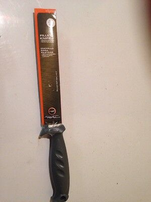 "Ready 2 fish Gray Handle Fish Fillet Knife, 6"" Blade, New Never Used"