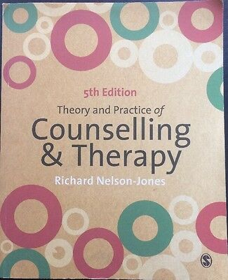 Theory and Practice of Counselling and Therapy, Richard Nelson-Jones 5th Edition