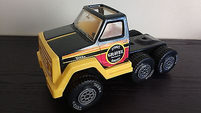 Tonka Steel Vintage - Stone's Gravel Quarry Truck - Made In Usa