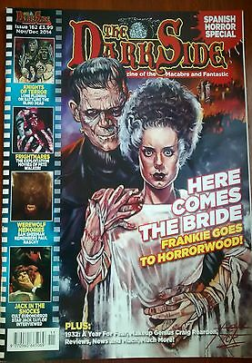 The Dark Side Issue 162 Spanish Horror Special