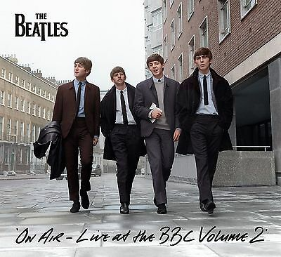 THE BEATLES ~ ON AIR LIVE AT THE BBC VOL. 2 ~ 3 x VINYL LP ~ *NEW AND SEALED*