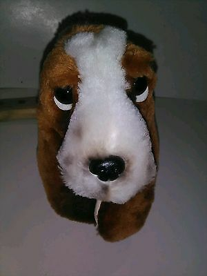 Hush puppy plush stuffed animal dog