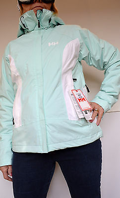 Helly Hansen Ladies Buckhorn Ski Jacket Size Small Rrp £140.00