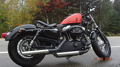 Harley Davidson Sportster Forty-Eight 2012