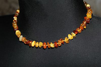 Adult amber necklace. Baltic amber. Amber necklace. Women amber necklace.