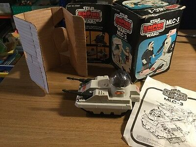 Original Star Wars MLC-3 Vehicle Boxed The Empire Strikes Back