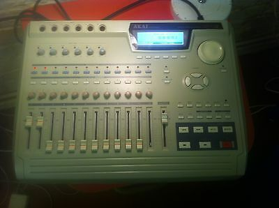 Akai Professional DPS 12 multi track recorder with Effects board fitted/ 4.5G HD