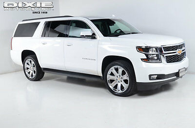 2015 Chevrolet Suburban 4x4 - 22 inch OEM tires - SUNROOF - DVD - LEATHER uburban - LT  - 4x4 - Sunroof - Back up camera  - DVD - 8 Passenger - Heated st