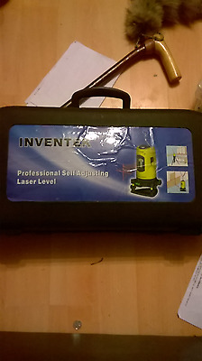 Inventek professional self adjusting laser level
