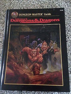 Advanced Dungeons & Dragons Dungeon Master Guide
