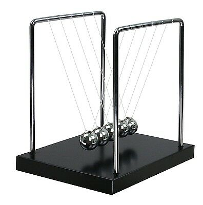 Welldone Newton's Cradle Balance Ball Science Puzzle Desk Toy M... Free Shipping