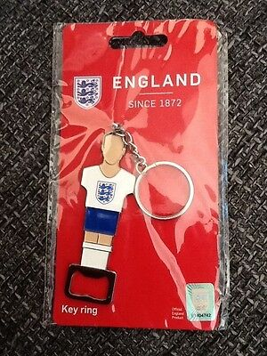 Official England Product Bottle Opener Keyring / Birthday Gift