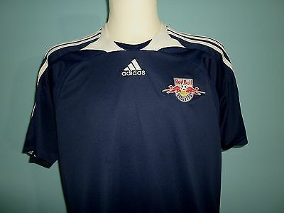 Adidas Red Bull Salzburg 2007/2008 Away Shirt Jersey Football size LARGE #770