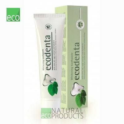 Ecodenta Toothpaste Whitening 100ml