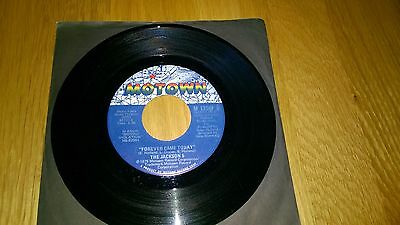 The Jackson 5 Forever Came Today /all I Do Is Think Of You 1975 Motown Usa