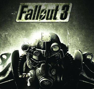 Fallout 3 Xbox 360/Xbox One full game digital download code