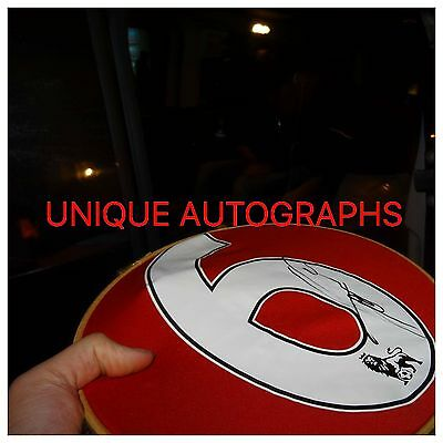 Paul Pogba Personally Signed Shirt, 16-17, Manchester United, France, Proof, 2