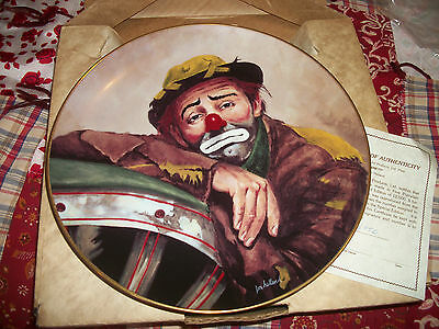 American Heritage Collectors Plate Emmit