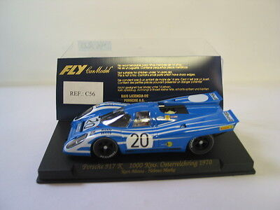 Fly C56 Porsche 917 K 1000 Kms Osterreichring 1970  New  Mint Boxed