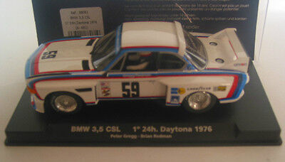 Fly 88081 Bmw 3 5 Csl 24H Le Mans 1976 A-681 Peter Gregg Redman Bnib Collectable