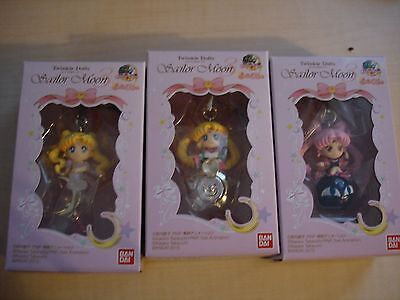 Twinkle Dolly Sailor Moon Candy Toys x 3