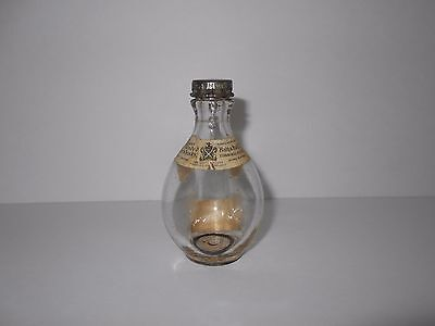 "Vintage Haig & Haig 3 Sided Dimple Bottle 3 1/2"" Scots Whisky"