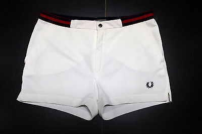 Fred Perry sportswear tennis short original vintage, made in Italy, taglia 52