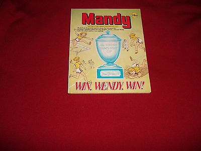 MANDY  PICTURE STORY LIBRARY BOOK  from the 1980's: never been read-ex condit!