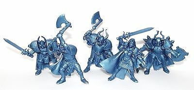 Tehnolog's toy soldiers. Fantasy battles series. Guards of Darkness.