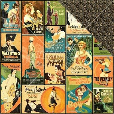Graphic 45 - Vintage Hollywood - Tinseltown