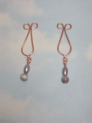 The  Soft Whispers   Intimate  Non Piercing Nipple  Slide  Jewelry