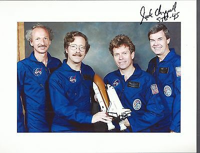 Autograph,hand Signed  Sts-61K Back-Up Astronaut Rich Chappell