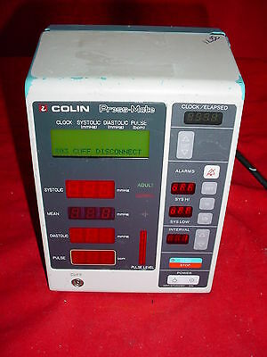 Colin Press Mate BP-8800C NIBP Blood Pressure Monitor #1