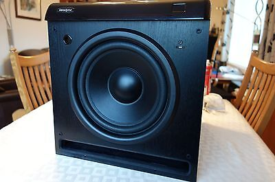 Velodyne CHT-10Q  USA designed subwoofer.  Almost indistinguishable from new.