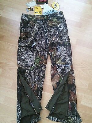 Mens shooting trousers