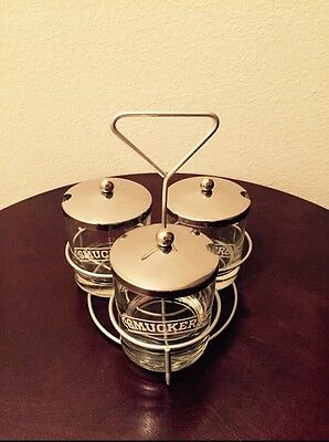 Vintage Smuckers Serving Set