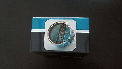 Manchester City Football Club  Tin can clock NEW