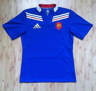 4,7/5 France National Team Rugby Home Shirt Jersey Adidas