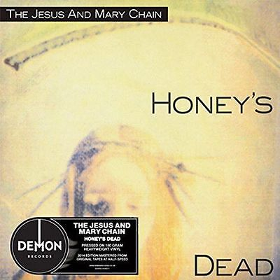 JESUS AND MARY CHAIN ~ HONEY'S DEAD ~ 180gsm REMASTERED VINYL LP ~ *NEW/SEALED*