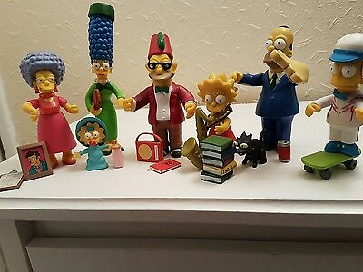 the simpsons figures