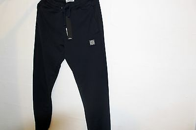 Mens Stone Island Navy Joggers  M ...last One Left !! £36 Off Rrp!!!!