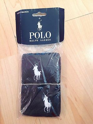 Polo Ralph Lauren Child/Ladies Small Sports Sweat Wristband (2 In The Park) BNWT