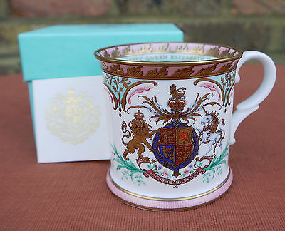 "The Royal Collection ""Queen's 80th Birthday""  Cup / Mug"