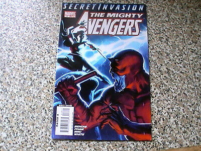 The Mighty Avengers # 16   Secret Invasion