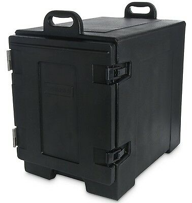 Insulated Food Carrier Catering Restaurant Commercial Hot Cold 5 Pan Container