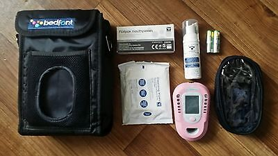Bedfont Scientific piCO+ Smokerlyzer Breath Carbon Monoxide Monitor stop smoking